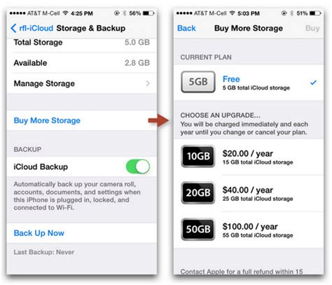 Can You Buy Icloud Storage With Itunes Gift Card - 5 ways to free up icloud storage