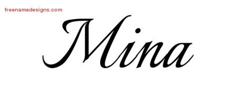 tattoo maker in rajpura the gallery for gt mina the name