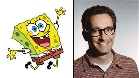 behind the voice actors tom kenny the faces behind the voices