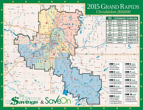 map usa grand rapids maps saveon