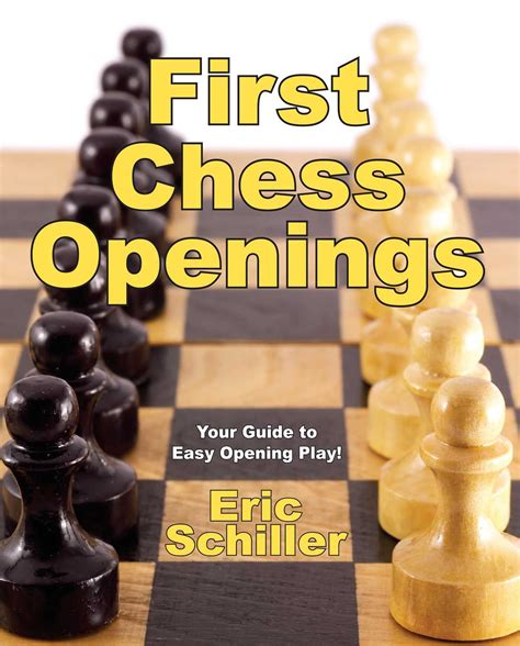 chess openings books chess openings book by eric schiller official