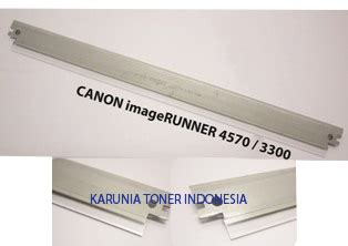 Cleaning Blade Himmel Compatible For Canon Ir 3570 4570 3300 jual cleaning blade compatible for canon ir 2200 3300 2870 3570 4570 3225 karunia toner