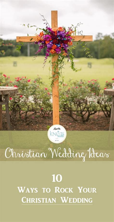 17 Best images about Christian Wedding Ideas on Pinterest