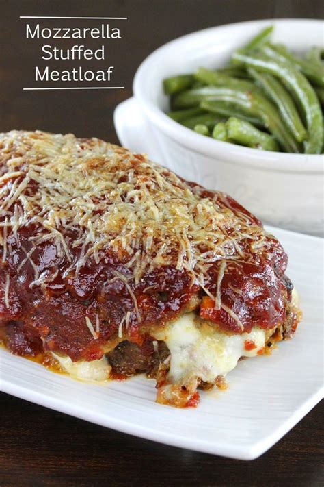 100 stuffed meatloaf recipes on pinterest cheese
