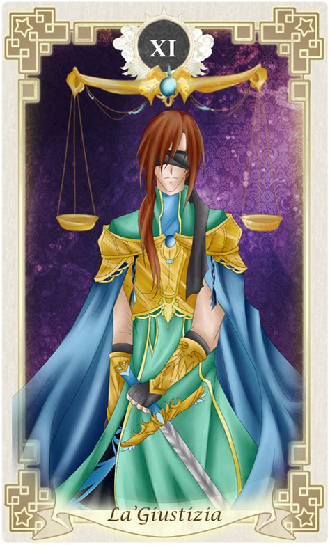Justice Gift Card Where To Buy - tarot card justice by youkai meimi on deviantart