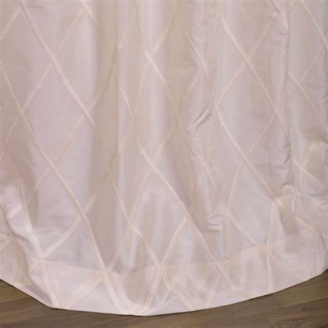 white faux silk drapes get alexandria off white taffeta faux silk curtains