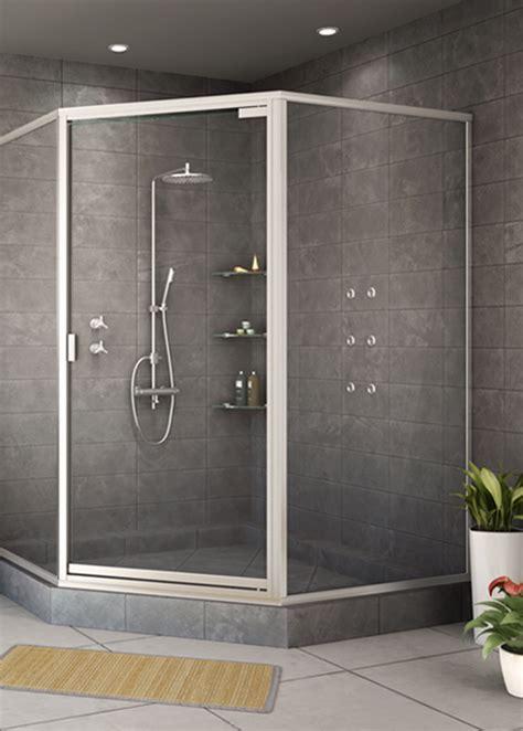 glass shower doors philadelphia semi frameless shower doors installation byroman