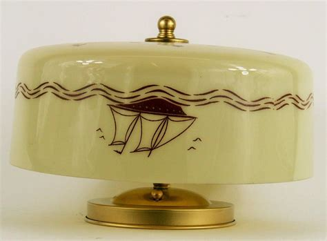Nautical Ceiling Light by Nautical Compass Ceiling Light At 1stdibs