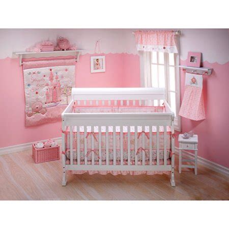disney princess happily after 3 crib bedding