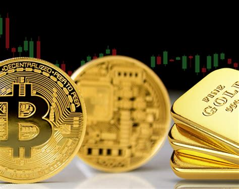 bitcoin gold bitcoin and gold price forecast looks good for rest of the