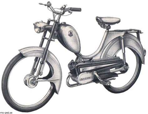 Sachs Motorräder Oldtimer by Mammut 245 F Mopeder
