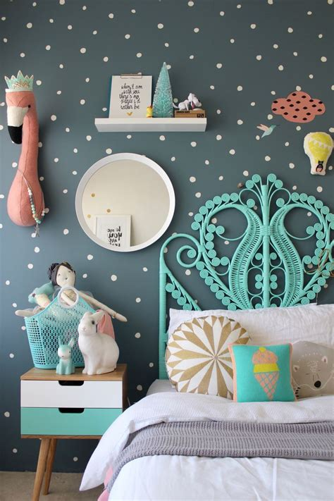 Childrens Bedroom Wall Decor 25 Best Ideas About Polka Dot Bedroom On Pinterest Polka Dot Walls Gold Dots And Polka Dot