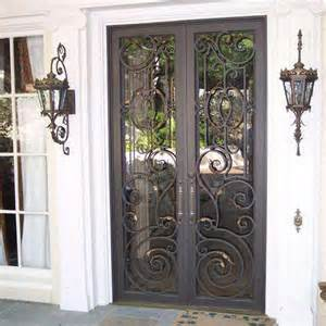 Iron And Glass Front Doors Iron Front Doors Moco Loco Submissions