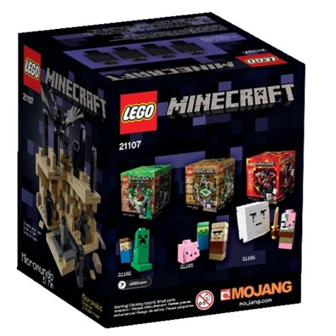 Minecraft Pc Prepaid Cards Available Now At Retail Xbox 360 Version Breaks 4 Million - lego minecraft micro world the end 21107 discontinued by manufacturer in the uae