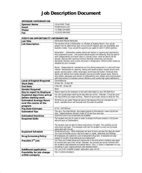 sle cv for restaurant job dishwasher resume sle 28 images dishwasher resume sle