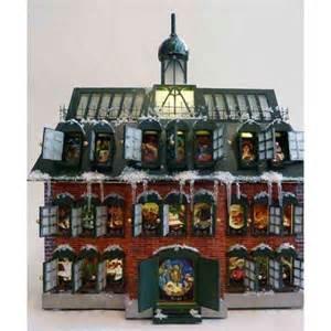 christmas vacation advent house christmas vacation advent house calender kit new calendar template site