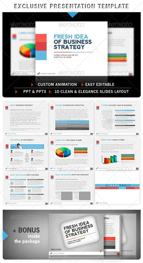 powerpoint templates graphicriver free download choice