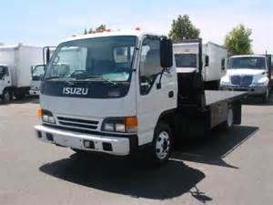 Isuzu Trucks For Sale Isuzu Npr 2005 Isuzu Npr Flatbed Truck For Sale 1117 6048