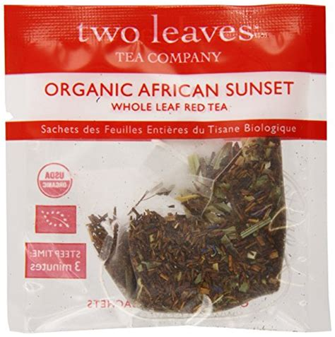 Two Leaves Tea Where To Buy In Canada - two leaves and a bud organic sunset herbal tea