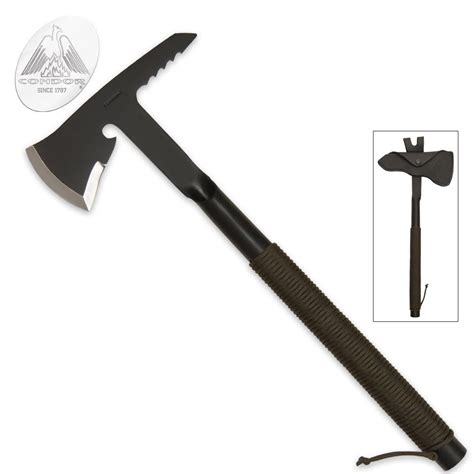 rescue tomahawk condor tactical rescue tomahawk with sheath kennesaw cutlery