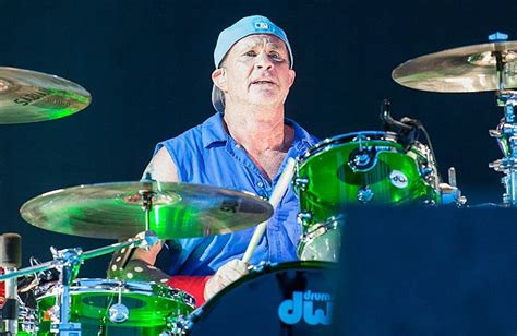 red hot chili peppers chad smith red hot chili peppers chad smith on addiction i was