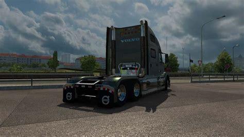 volvo vnl   truck mod euro truck simulator  mods