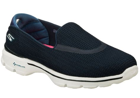 Skechers New Propoc 1 new skechers go walk 3 womens lightweight cushioned comfort slip on shoes ebay