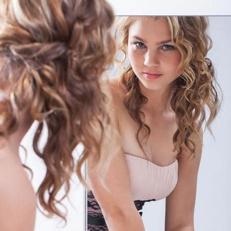 hairstyles images com simple hairstyle for curly hair