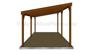 wooden carport plans free car perfect solution for your issue theft