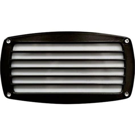 Recessed Step Lights Outdoor Filament Design Ashler 1 Light Black Outdoor Recessed Step Light Cli Dbm1768 The Home Depot