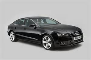 audi a5 sportback review general auto news general