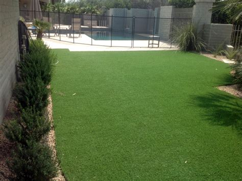 Artificial Turf Swimming Pool Install Payson, Arizona