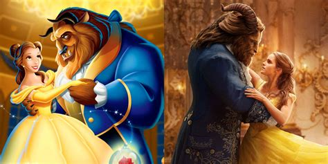 the beast 21 biggest differences in new beauty and the beast how
