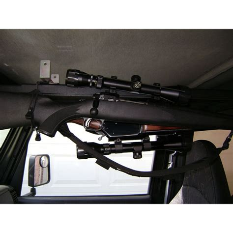 Jeep Gun Rack Jeep Gun Rack Overhead Gun Rack Morris 4x4 Center Tpr 01