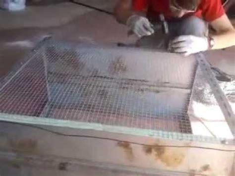 conejeras de madera baratas como hacer una jaula casera how to make a cage