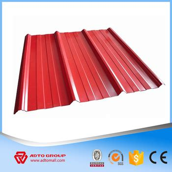 tile type span roofing high rib color bitumen tile span roofing sheets with