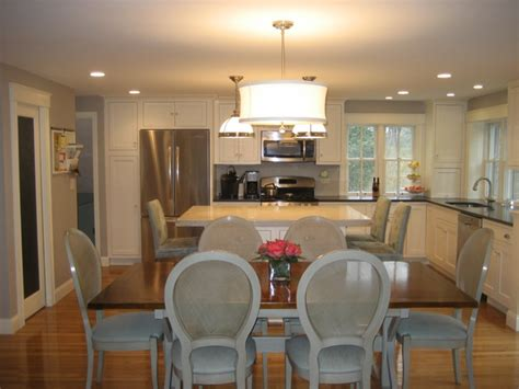 light fixture for kitchen table in breakfast nook