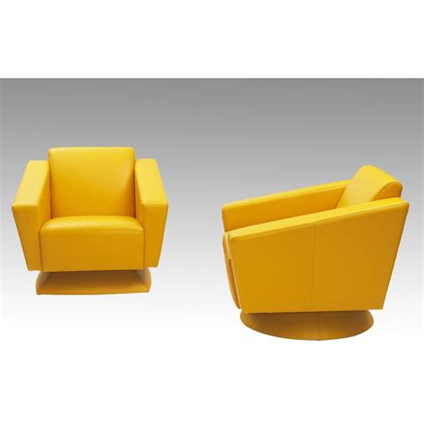 Modern Swivel Club Chairs Chairs Seating Swivel Modern Chairs