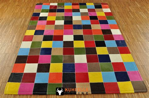 teppiche bunt kuhfell teppich bunt 150 x 100 cm kuhfelle nomad