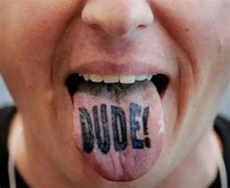 dude tattoo top 20 tongue ideas to look out for