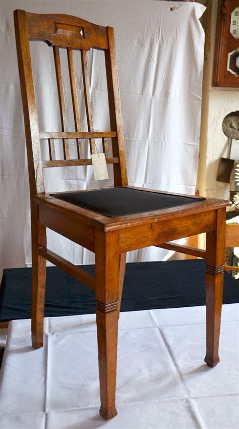 Stuhl 20er by Antiquit 228 Ten Krohn Gestellm 246 Bel