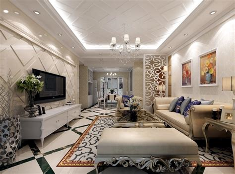 Modern Livingroom by Neoclassical Interior Style The Elegance Of The 18th