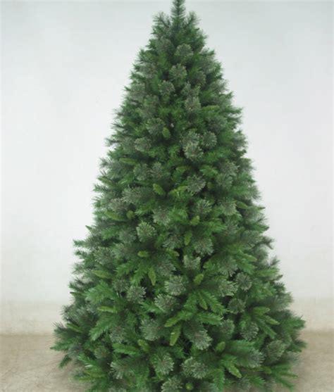 arbol navidad artificial lujo 2 metros abeto americano