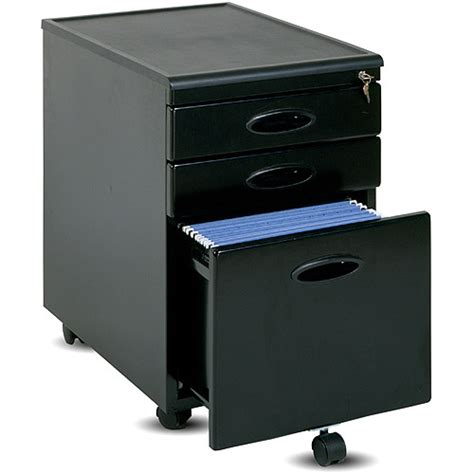 black file cabinet walmart sauder mobile file cabinet multiple finishes furniture