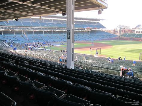 what is section 236 wrigley field section 236 chicago cubs rateyourseats com