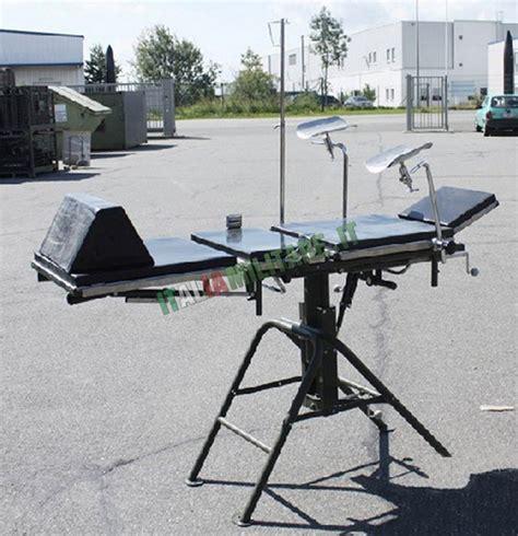 tavolo operatorio tavolo operatorio militare originale surplus vario