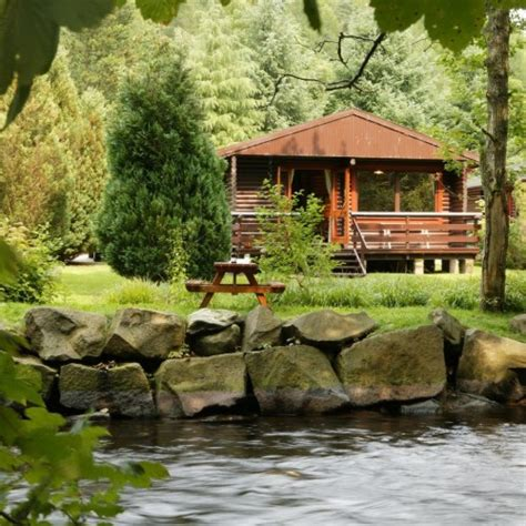 Riverside Log Cabins Comrie riverside log cabins comrie