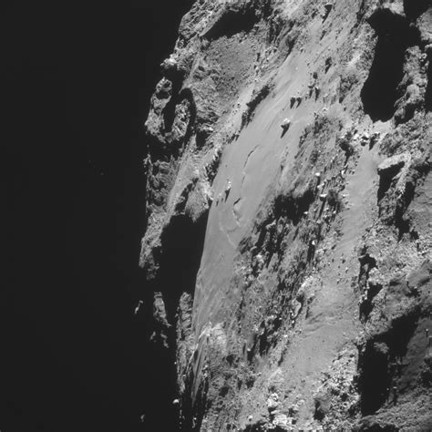 Esa Background Check Cometwatch Checks Up On Cheops Rosetta Esa S Comet Chaser