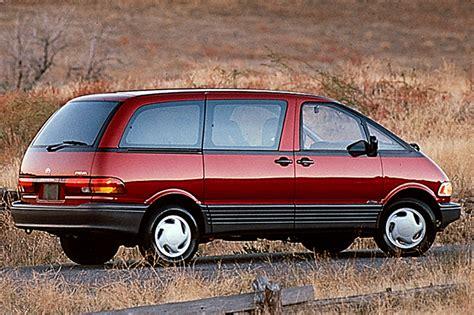 car engine manuals 1991 toyota previa electronic throttle control 1991 97 toyota previa consumer guide auto