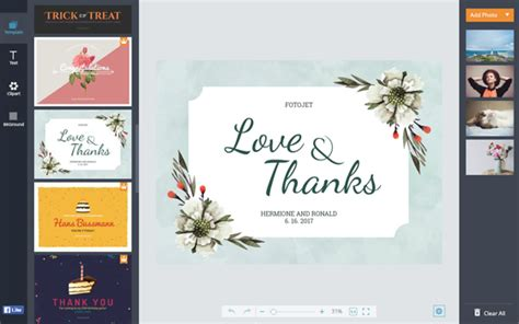create your own thank you card template wedding thank you cards design your own wedding cards